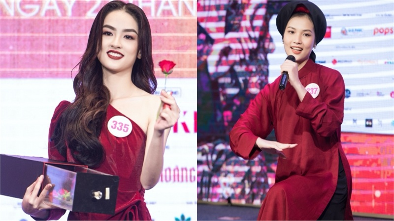 Dàn thí sinh Hoa Hậu Việt Nam 2020 biến hoá tài tình với nhiều tài năng ấn tượng