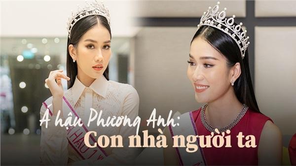 Á hậu Phương Anh: 'Khi đăng ký thi Hoa hậu, tôi không dám nói với ai vì thiếu tự tin'