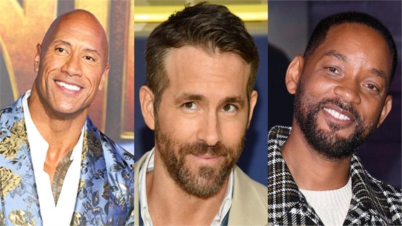 Forbes công bố danh sách 10 nam diễn viên giàu nhất năm 2020