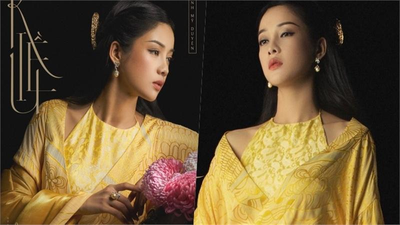Phim điện ảnh 'Kiều' chính thức tung tạo hình nữ chính, khán giả xuýt xoa khen 'quá xinh'