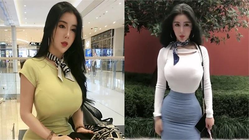 Nổi da gà xem 'cô gái mặt rắn' tự tin khoe 3 vòng trên mạng xã hội, tưởng đẹp ai ngờ bị chê 'dị dạng'