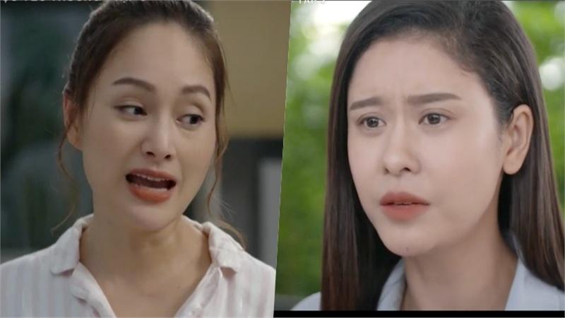 'Trói buộc yêu thương' tập 3: Trương Quỳnh Anh bị giáo sư sàm sỡ, Lan Phương có nguy cơ bị cắm sừng