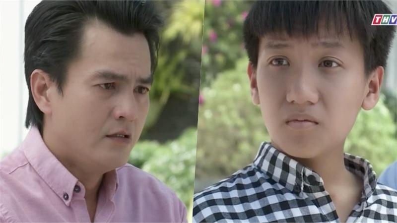 'Vua bánh mì' tập 5: Cao Minh Đạt gặp lại Nhật Kim Anh sau bao năm xa cách, chính thức nhận lại con trai thất lạc