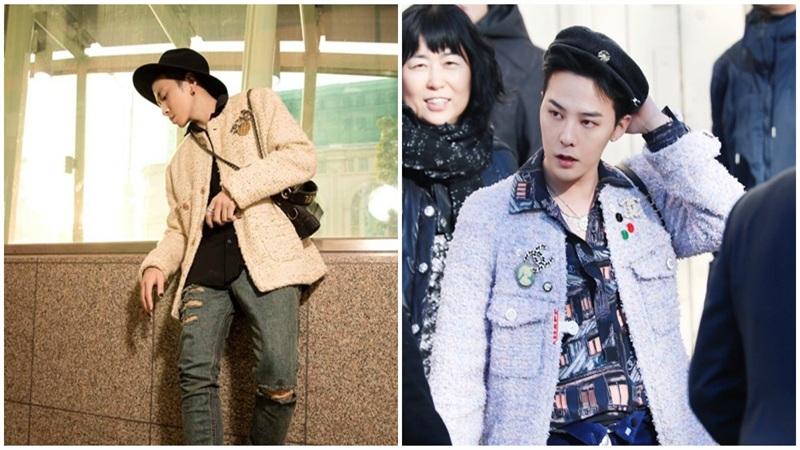 Karik 'lên đồ' ngày càng thăng hạng nhưng sao nhìn cứ hao hao G-Dragon thế này!