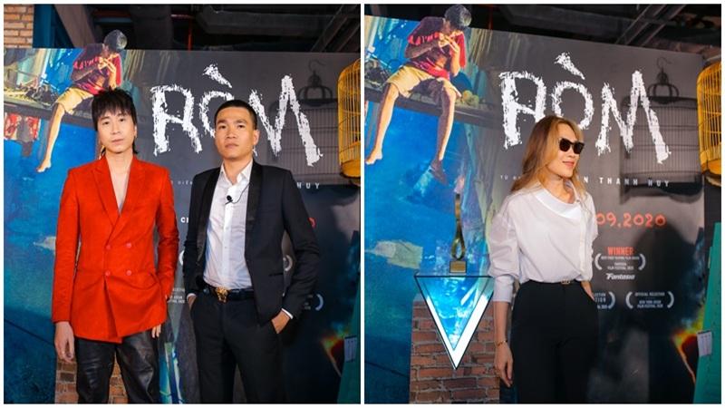 Thảm đỏ siêu hot:Karik và dàn thí sinh Rap Việt 'cực bảnh'chúc mừng Wowy ra mắt phim, chị đẹp Mỹ Tâm gây chú ý!