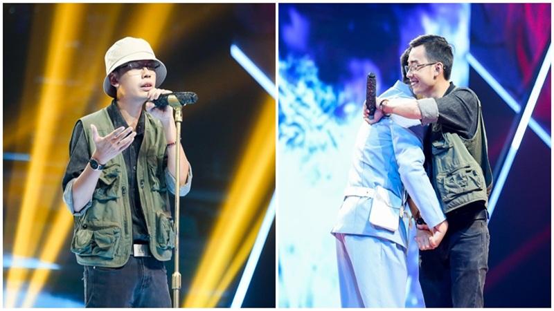 Dùng loạt hit thiếu nhi 'Chúc bé ngủ ngon - Baby Shark', Hoàng Đảo Chủ lại khiến khán giả xúc động vì tình cha con