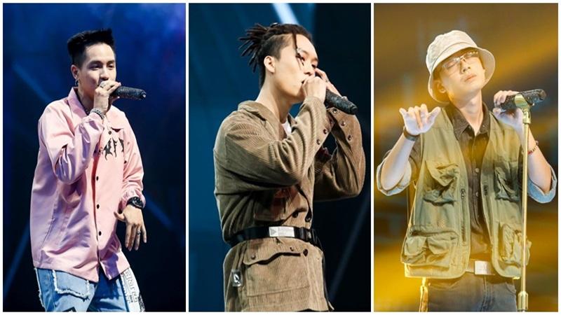 'King of Rap':Hoàng Đảo Chủ và Weeza ra về, 'chiến binh' bảng C 'lội ngược dòng' đầy thuyết phục