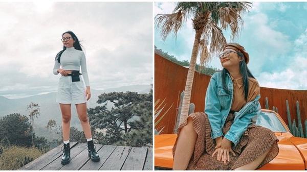 Phương Mỹ Chi mê áo croptop, dạo một vòng Instagram là thu đượt loạt ảnh diện đồ khoe eo
