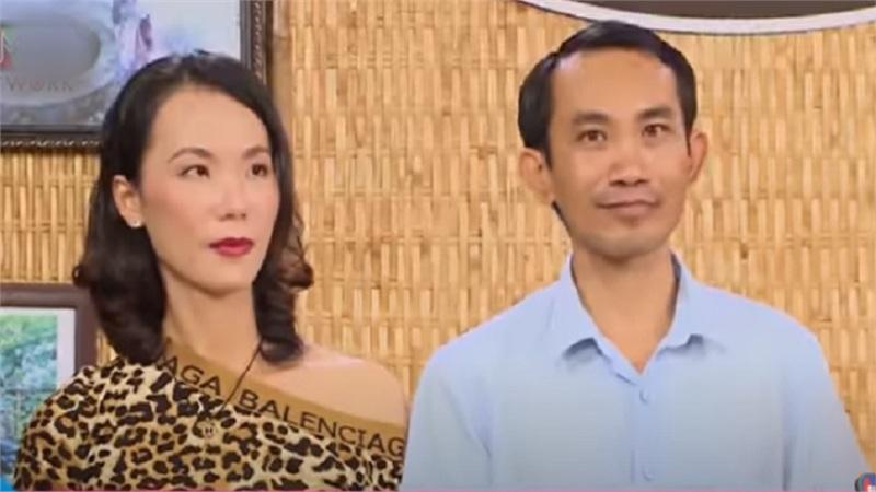 Cô nàng kế toán khiến MC Cát Tường 'phát hỏa' khi kể lý do chia tay người yêu cũ trên sóng truyền hình