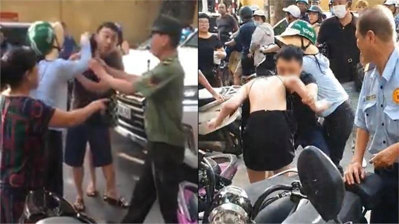 Vụ đánh ghen hot nhất ngày hôm nay: Chồng cùng bồ bắt taxi, xe Lexus để vợ tự lái về