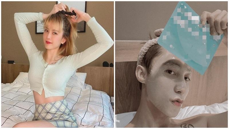 Sơn Tùng M-TP và Thiều Bảo Trâm tiếp tục lộ bằng chứng hẹn hò, lần này là ở giường ngủ