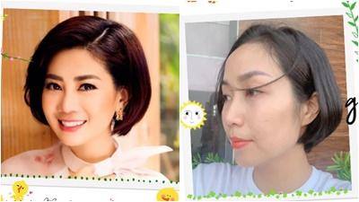 Lo hậu sự cho em ổn thỏa, Ốc Thanh Vân xuống tóc giống Mai Phương: 'Giờ vuốt tóc là chị nhớ đến em'