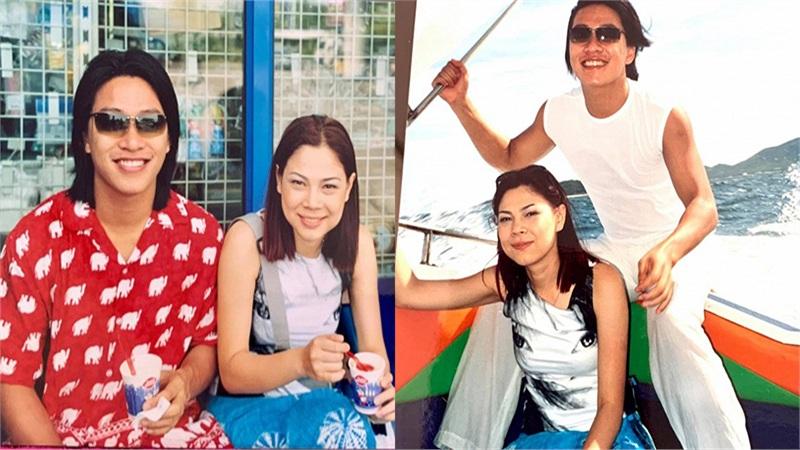 Thanh Thảo đăng lại loạt ảnh thời trẻ, tiết lộ thời gian hẹn hò với Tuấn Hưng vỏn vẹn 6 tháng