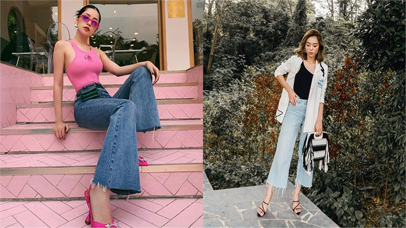 Gợi ý 04 kiểu quần Jeans giúp bạn diện đẹp khi gió mùa về