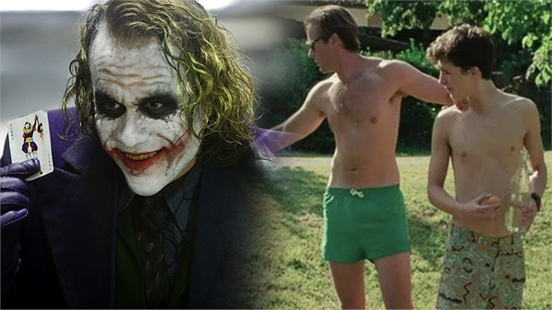 Cách 'chữa sạn'trong phim Hollywood: Joker liếm môi để sửa sẹo, 'Call me by your name' xoá 'chỗ kín' bằng kỹ xảo