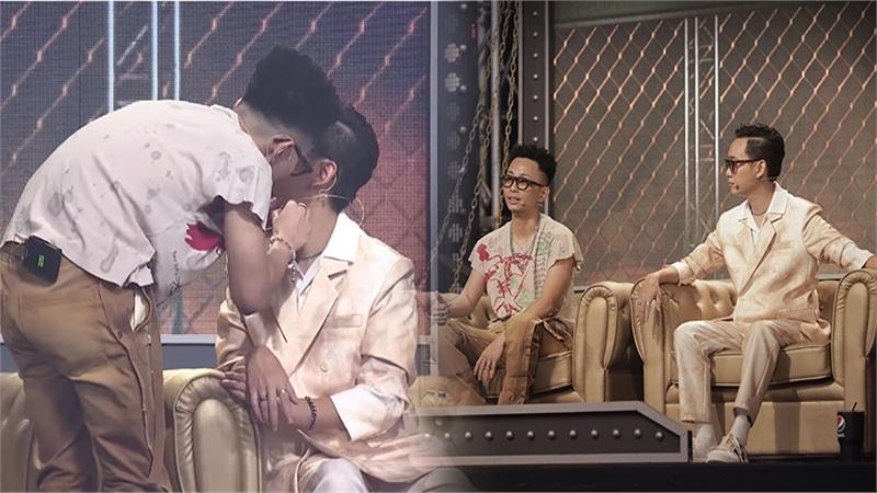 Rhymastic và Justatee cuối cùng đã 'công khai': Ai cần hết chương trình mới yêu, bây giờ đã là 'cặp đôi vàng' rồi!