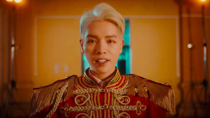 Đức Phúc diện bộ outfit hoàng gia, rủ 500 anh em hô tuyên ngôn cực chất trong teaser MV