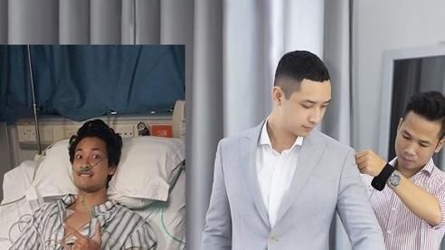 Người mẫu Anh Vũ trở lại sàn diễn sau 6 tháng điều trị ung thư tinh hoàn