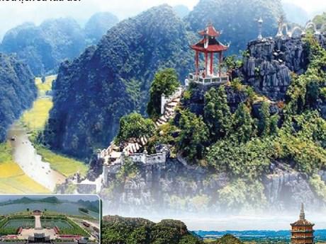 [Infographics] Ninh Bình: Hoa Lư - Cố đô ngàn năm