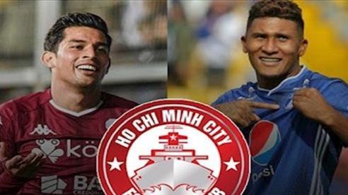 CLB TP.HCM chuẩn bị ký kết hợp đồng cùng 2 tiền đạo cực chất lượng người Costa Rica