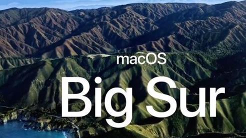 Nhóm bạn dùng trực thăng để tái hiện lại hình nền ấn tượng của macOS Big Sur