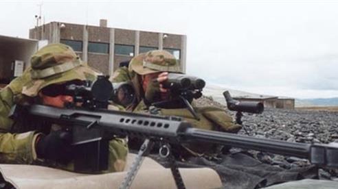 Công ty Mỹ giới thiệu súng bắn tỉa Barrett ở Việt Nam