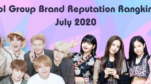 BXH thương hiệu idol group tháng 7/2020: BlackPink - BTS cạnh tranh suýt sao, người chiến thắng cuối cùng chính là