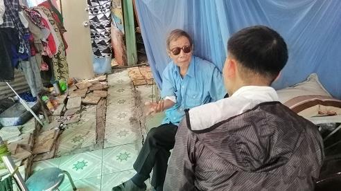 TPHCM: Hàng chục năm 'đội đơn' đi đòi đất của ông lão gần 80 tuổi