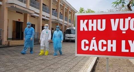 Nhóm người Trung Quốc nhập cảnh trái phép âm tính SARS-Cov-2