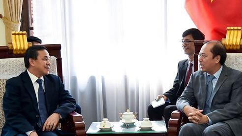 Lào đánh giá cao năm Việt Nam đảm nhiệm vai trò Chủ tịch ASEAN