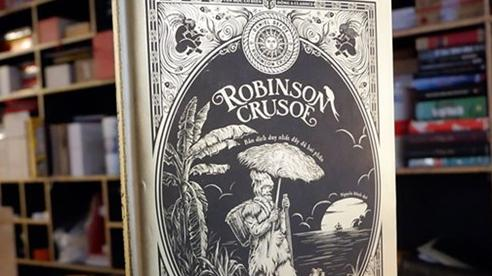 Robinson Crusoe - bản dịch đầy đủ đầu tiên ở Việt Nam