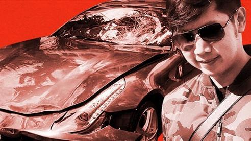 Lật lại vụ thiếu gia Thái Lan đâm xe làm chết người rồi bỏ trốn