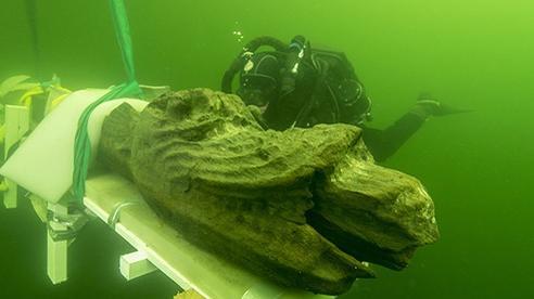 Bí ẩn thủy quái trong 'tàu ma hoàng gia' mất tích 5 thế kỷ