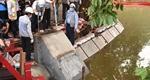 Kè Hồ Hoàn Kiếm chính thức được hợp long