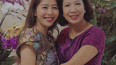 MC Diệp Chi 'Điều ước thứ 7' xúc động viết lời tiễn biệt mẹ