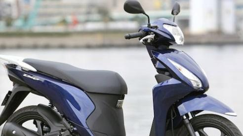 Honda ra mắt mẫu xe ga cỡ nhỏ Dio 110