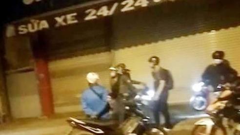 Bắt nhóm giả danh Cảnh sát hình sự xịt hơi cay, đạp ngã xe người dân ở TP.HCM