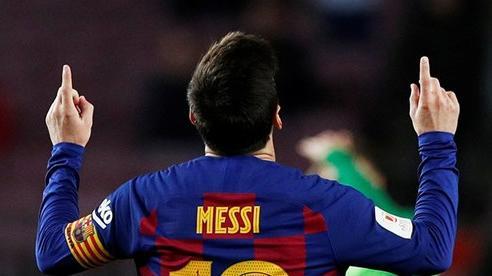 Man City sẵn sàng chi 118,1 triệu USD, 'các thêm' Silva, Jesus, Garcia để đổi lấy Lionel Messi