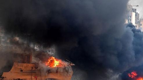 Vụ nổ cảng Beirut: Số ca tử vong tăng lên 190, vẫn còn 6.500 người bị thương