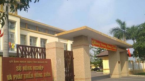 Truy tìm kẻ gian đột nhập vào phòng làm việc của hai giám đốc sở ở Quảng Trị