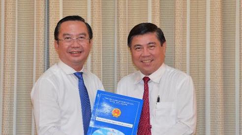 Chánh Văn phòng Thành ủy TP HCM làm Giám đốc Sở Văn hóa và Thể thao