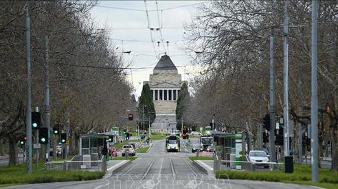Thành phố Melbourne kéo dài lệnh phong tỏa tới cuối tháng 9