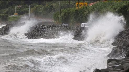 Nhật Bản cảnh giác tối đa với siêu bão Haishen