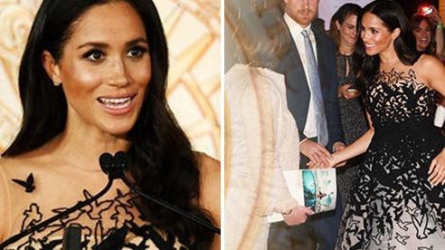 Meghan Markle hy vọng giành giải Oscar sau thỏa thuận với Netflix và bị khui quá khứ 'giành micro' với vợ chồng Công nương Kate