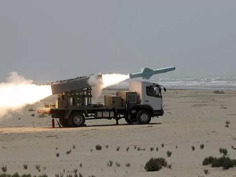 Iran tổ chức cuộc tập trận thường niên Zolfaghar-99