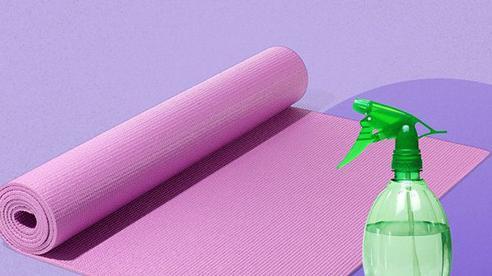 5 lưu ý khi vệ sinh thảm tập yoga để tránh gây dị ứng và dẫn tới nhiều bệnh ngoài da