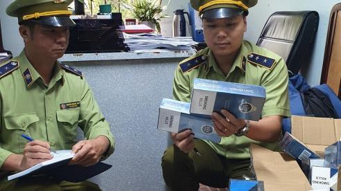 Tịch thu 370 bao thuốc lá nhập lậu, xử phạt cửa hàng kinh doanh 40 triệu đồng