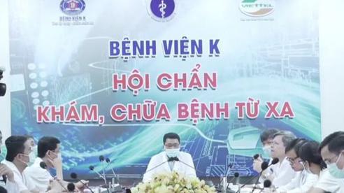Cùng lúc mắc 2 bệnh ung thư, nữ bệnh nhân ở tại Lào Cai được hội chẩn từ Hà Nội