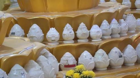Chùa Kỳ Quang 2: Còn 159 hũ tro cốt chưa xác định