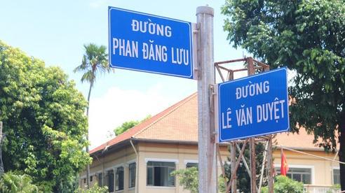 Đường Đinh Tiên Hoàng trước ngày trở về tên cũ Lê Văn Duyệt